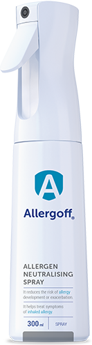 Allergoff spray aplikator