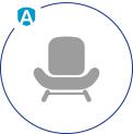 kárpitozott bútorok